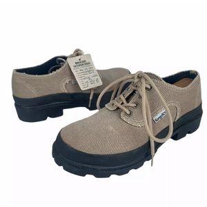Vtg Old Stock KangaROOS Platform Shoes 9.5 Womens
